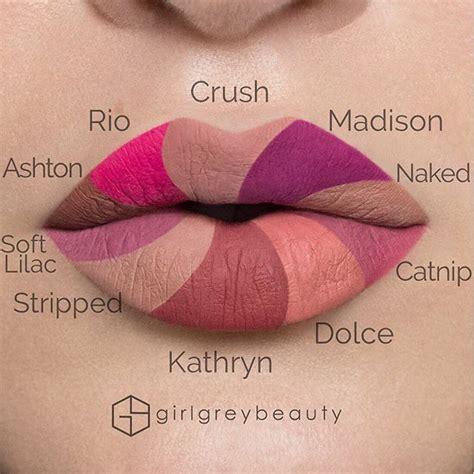 anastasia beverly hills liquid lipstick in crush swatches best 25 abh liquid lipstick ideas on pinterest