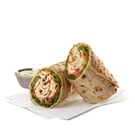to wrap grilled chicken cool wrap 174 nutrition and description