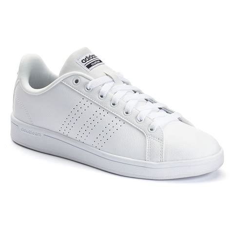 Adidas Neo Advantage White Stripes adidas neo cloudfoam advantage clean s shoes size 11 white adidas and products