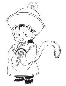 dragon ball z gohan coloring pages gohan coloring pages