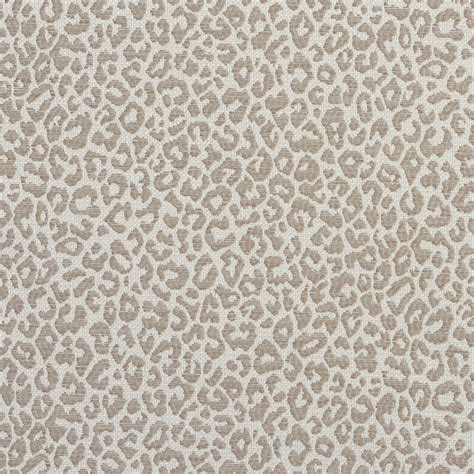leopard fabric upholstery a596 taupe leopard woven textured upholstery fabric