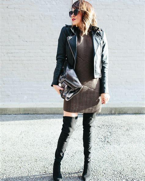 Trend Alert Sweater Jackets by Sweater Dress Boots Trend Alert Lutzurious
