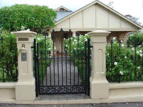 modern gate pillar design also iron door designs for