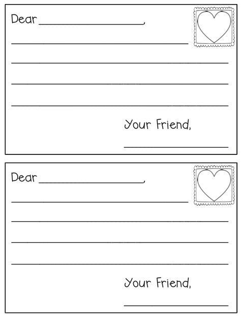 love letters letter writing template writing templates