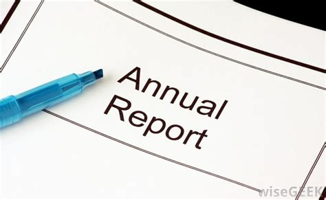 Report Photo How by Annual Report