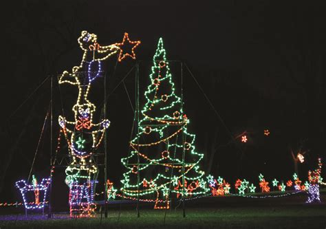 shawnee mission park christmas lights christmas lights