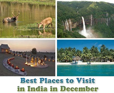 best places to travel over christmas