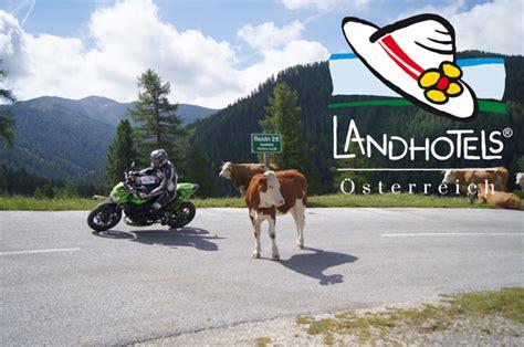 Motorrad Tourenplaner Sterreich by Landhotels Bike Touren Reisebericht