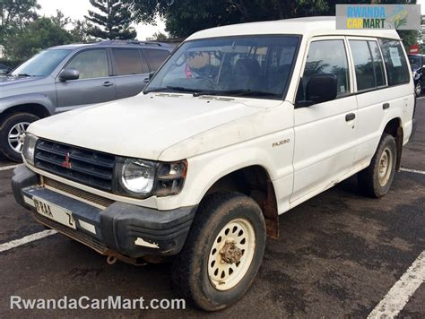 mitsubishi suv 1998 used mitsubishi suv 1998 1998 mitsubishi pajero 4wd right