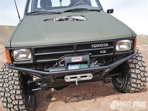 Toyota Front Bumper Toyota Hilux Truck And 4runner Road Bumpers