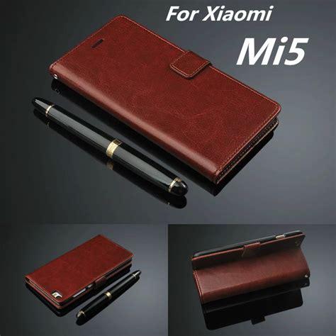 Original Xiaomi Leather Wallet Card Holder Bag xiaomi mi5 pro card holder cover for xiaomi mi5 miui5 leather phone wallet flip cover