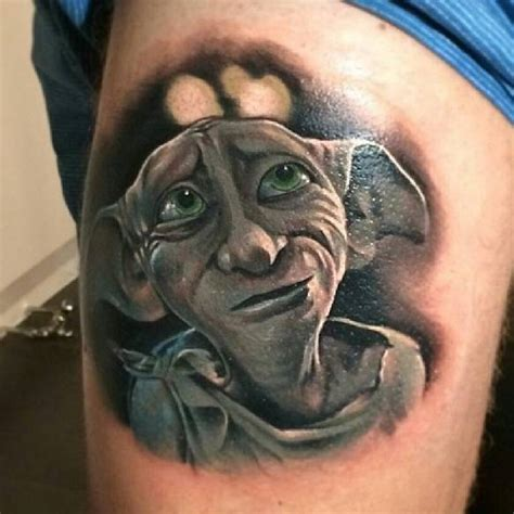 18 harry potter tattoos that are totally riddikulus