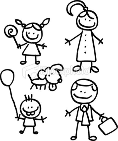 imagenes en blanco y negro de la familia im 225 genes de la familia para pintar en el jard 237 n maestra