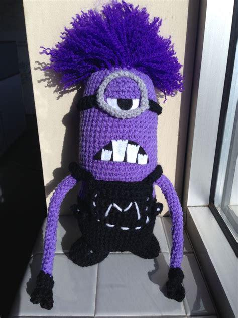 imagenes de minions en crochet 17 mejores im 225 genes sobre amigurumis minion en pinterest
