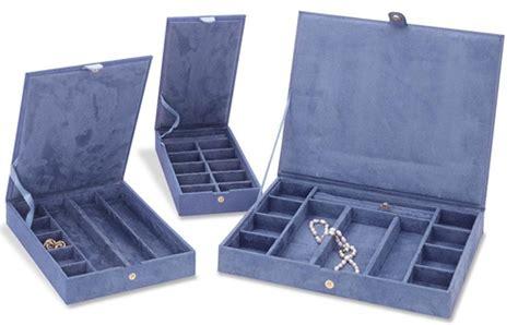 anti tarnish jewelry armoire 3 stackable anti tarnish jewelry storage boxes cases ebay