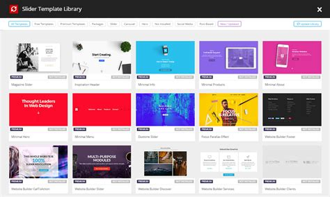 Slider Revolution Layerslider 5 Or Soliloquy Which Is The Best Revolution Slider Templates