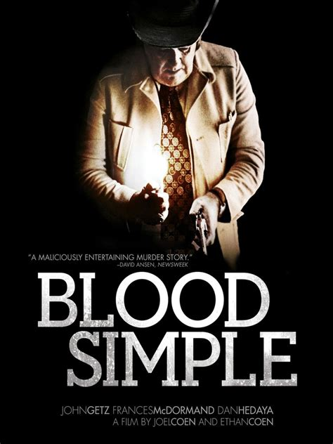 blood simple 1984 blood simple 1984 rotten tomatoes