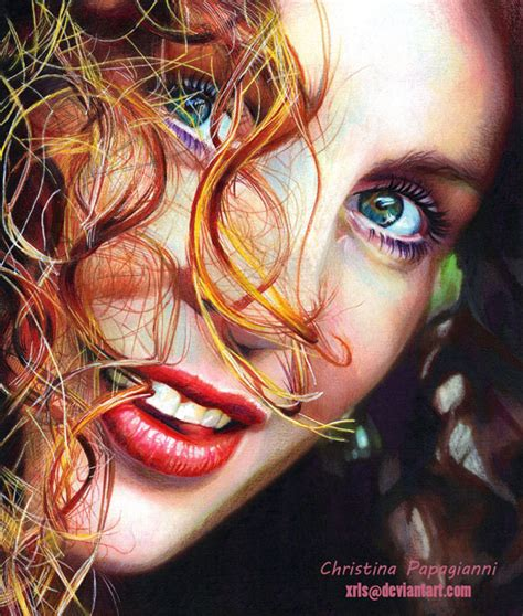 colored pencil artists 25 hyper realistic color pencil drawings by