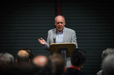 A Place Director Ian Callum Interviewed At The Opening Of The National Transport Design Centre 2017 By Car Magazine