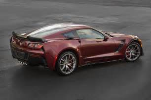 Corvette Chevrolet 2016 Chevrolet Corvette Gm Authority