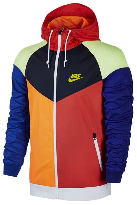 nike sportswear windrunner multicolor jacket sportfits