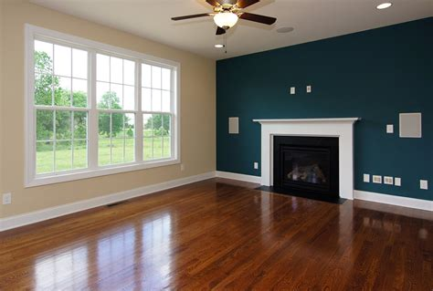 painting an accent wall in living room custom home building and design blog home building tips