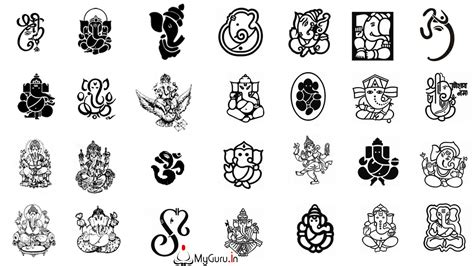 small ganesha tattoo ganesh tattooed images