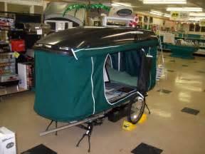 Camper more bike trailers canada trailer camper trailers bike campers