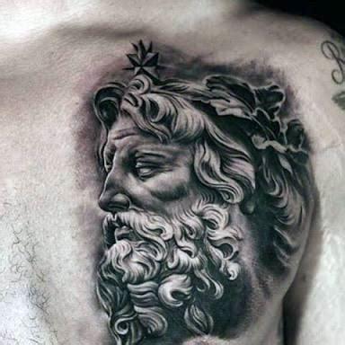 tattoo 3d zeus greek goddess tattoos google search ink pinterest