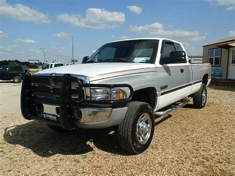 1998 dodge ram 2500 1998 dodge ram 2500 cab 4x4 for sale in canton tx