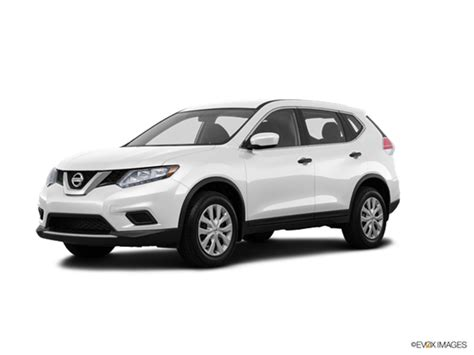 black nissan rogue 2016 2016 nissan rogue kelley blue book