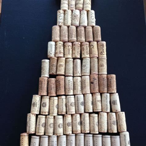 DIY Cork Wine Bottle Wall Hanging :: Hometalk