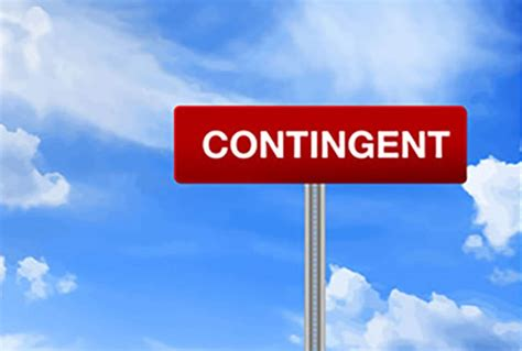 what does contingent mean on a house what does contingent on a house 28 images what does