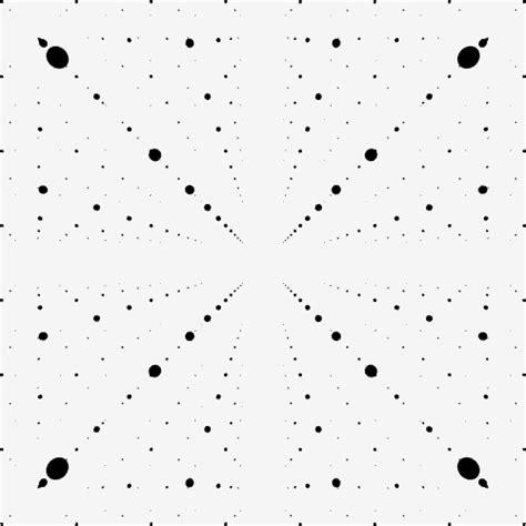 dot pattern tumblr psychedelic hypnotic geometric fractal gifs zamnesia blog