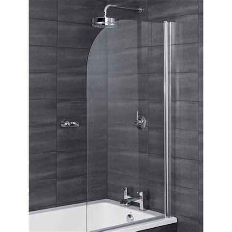 curved shower screens for corner baths rak preium 6mm screen with curved corner 1400mm h x 800mm w trendy bath screens