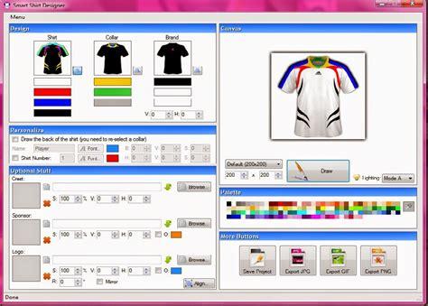 desain baju aplikasi aplikasi desain baju bola richer regen