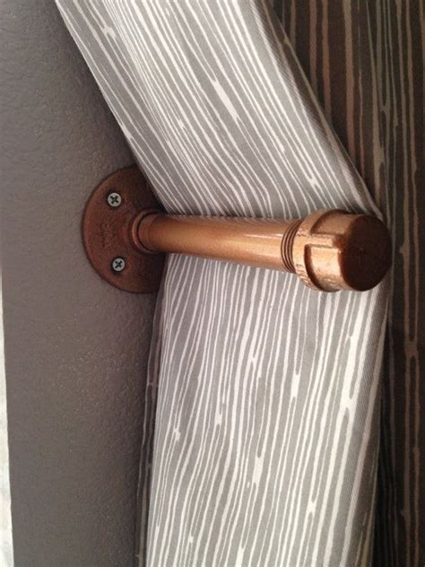 25 Best Ideas About Pipe Curtain Rods On Pinterest