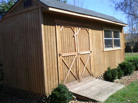 10 X 20 Barn Shed Plans by 10x20 Saltbox Wood Storage Shed 26 Garden Shed Plans