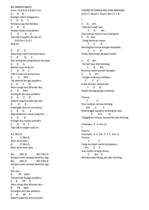 not angka pianika buku harian chord lagu ngamen 3 not angka not piano not pianika not
