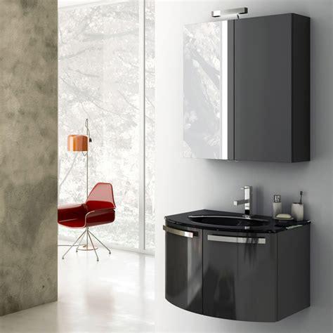 28 Inch Bathroom Vanity Cabinet Modern 28 Inch Vanity Set With Storage Cabinet Anthracite Zuri Furniture