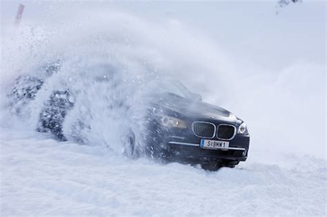 Bmw 1er Im Winter by Bmw Winter Technic Drive 2011 News Autowelt Motorline Cc