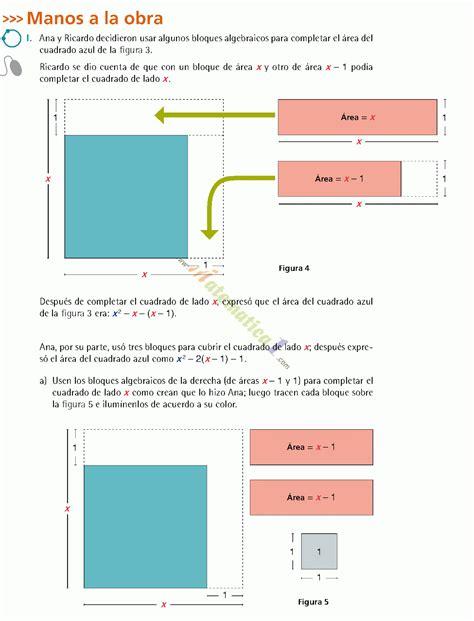 matematicas 3 vol 1 contestado libros de texto alumno tercero telesecundaria 2014 2015