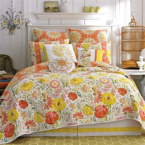 dena home meadow reversible quilt ebay