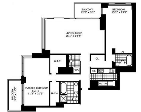 trump palace floor plans trump palace 200 east 69th street upper east side