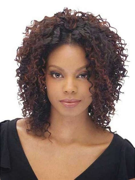 Layered Weave Hairstyles by 15 New Curly Weave Hairstyles Hairstyles