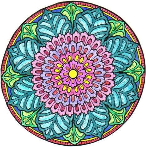 mystical mandala coloring book 0486456943 mystical mandala coloring book dover design coloring books alberta hutchinson 9780486456942