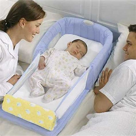 baby sleeper bed at the homefront safe cosleeping