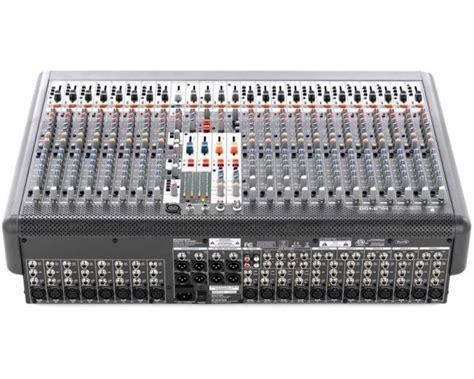 Mixer Behringer Xenyx Xl2400 behringer xenyx xl2400 mixer live 24 canali 20 xlr 4