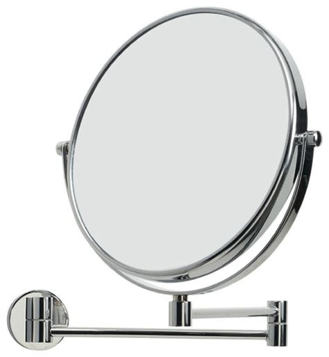 bathroom mirrors with magnification shop houzz ws bath collections mevedo 55852 magnifying