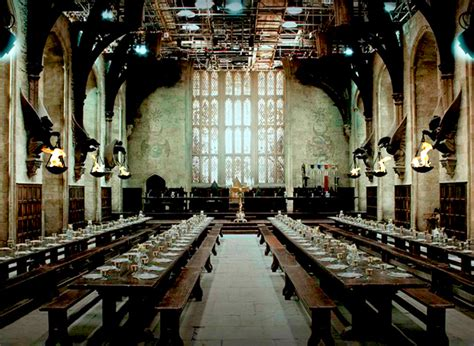 the great hall harry potter prop making and set design in the 4k age the challenge